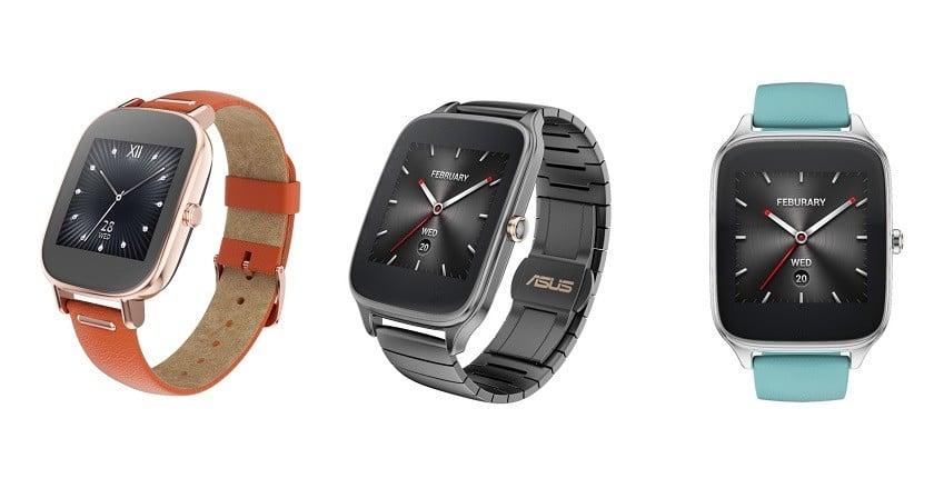 Tabletowo.pl Asus Zenwatch 2 trafi do sprzedaży w październiku. Znamy ceny Asus Wearable
