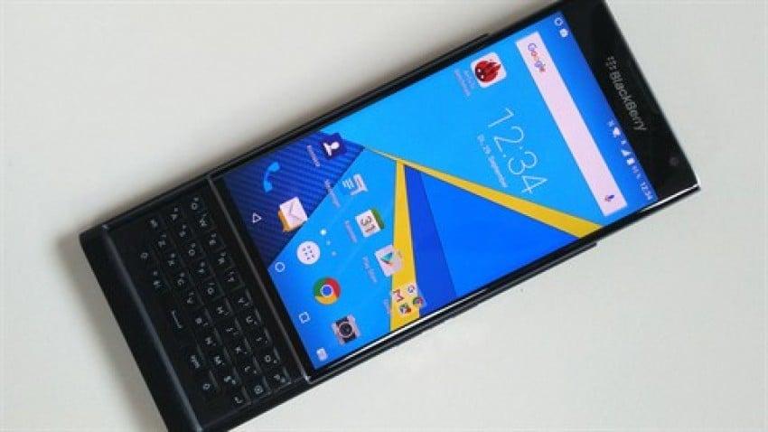 BlackBerry Priv 0001