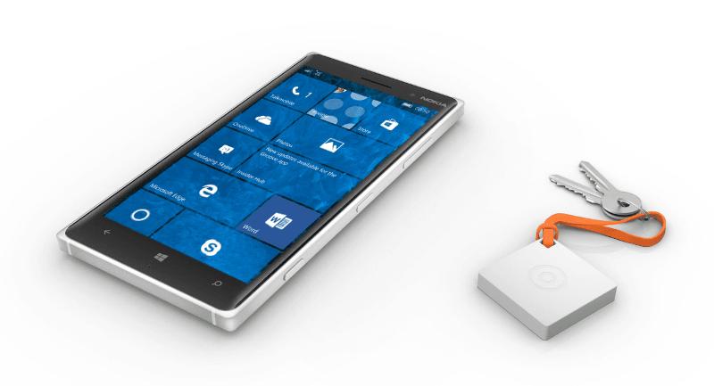 Microsoft mid-end metalowa ramka