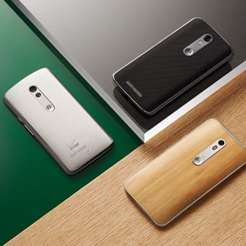 Tabletowo.pl Motorola zaprezentowała Droid Turbo 2 z nietłukącym się wyświetlaczem Android Motorola Smartfony
