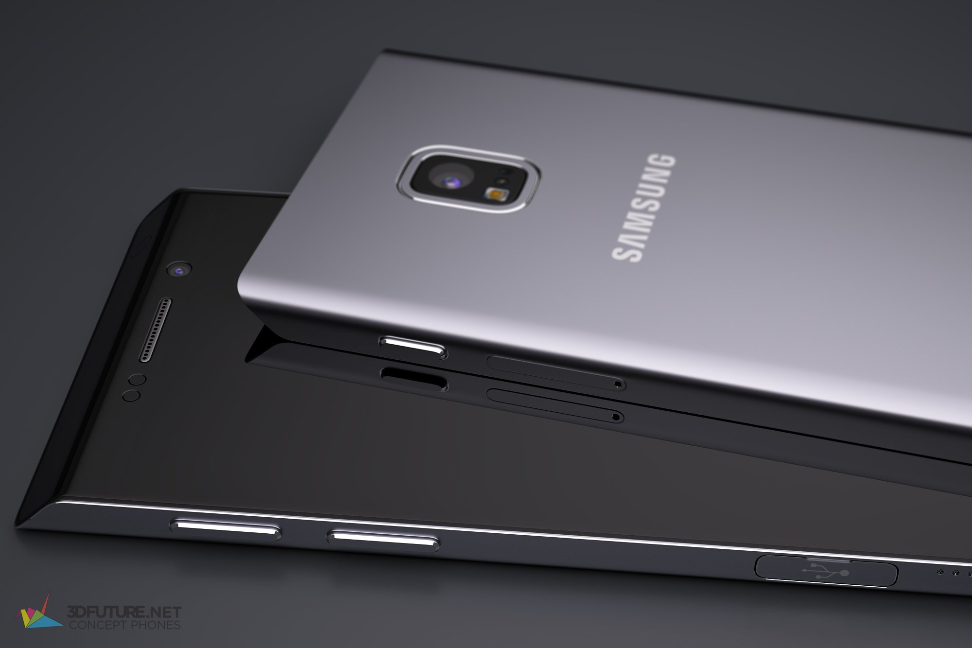 Samsung Galaxy S7 koncept 3