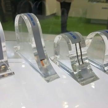 Samsung bateria smartwatch wearable