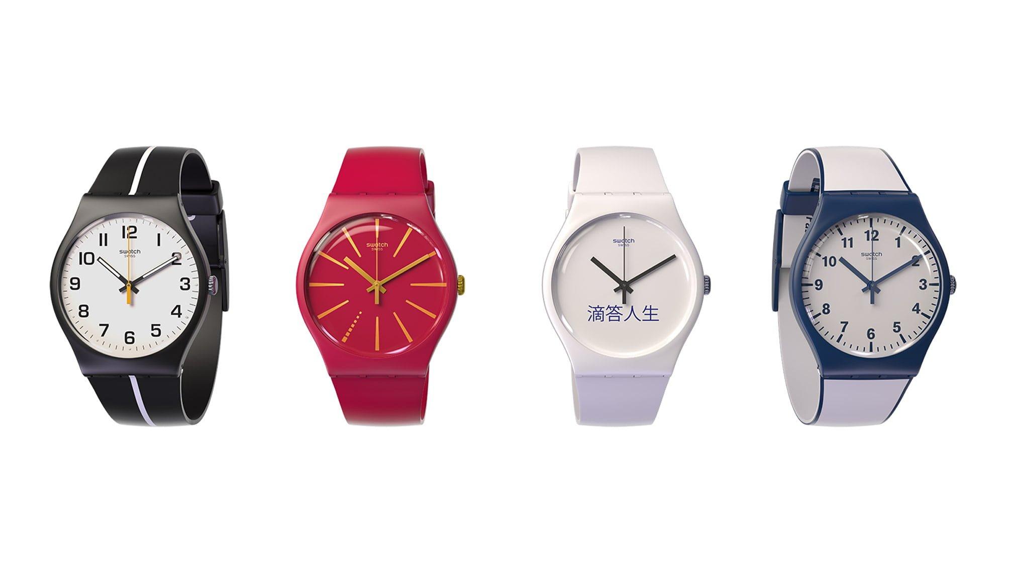 Swatch stworzy swój autorski system operacyjny dla smartwatchy 20