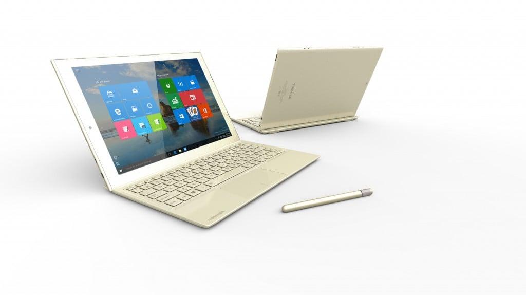 Toshiba dynaPad - nowa hybryda z 12-calowym ekranem, rysikiem i Windows 10 28