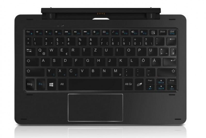 Tabletowo.pl TrekStor Surftab duo W1 - nowa hybryda z Windows 10, Intel Atom x5 oraz rysikiem Hybrydy Nowości Windows