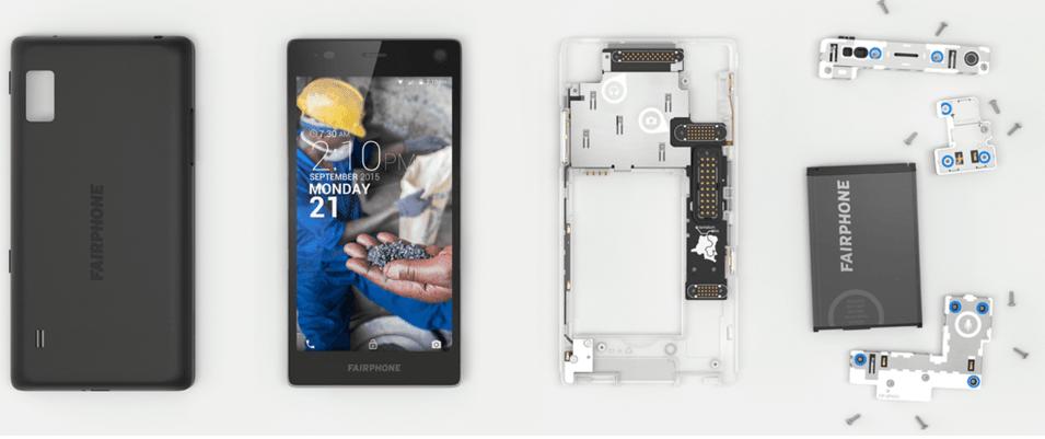 Fairphone 2 pojawił się w przedsprzedaży za 530 euro
