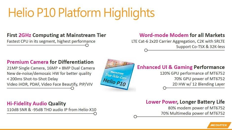 Mediatek Helio P10 będzie mocnym układem dla urządzeń ze średniej półki 19