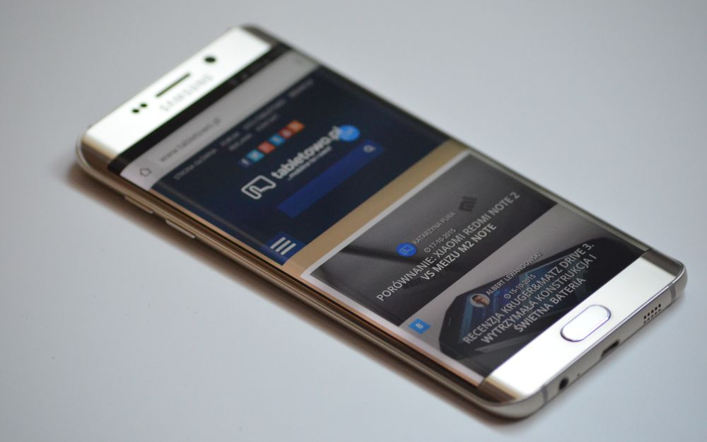 Recenzja Samsunga Galaxy S6 Edge Plus 18