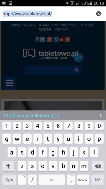 Recenzja Samsunga Galaxy S6 Edge Plus 30