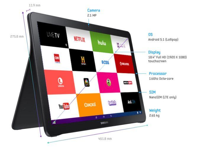 To jeszcze tablet czy telewizor? Lenovo szykuje 18-calowego giganta