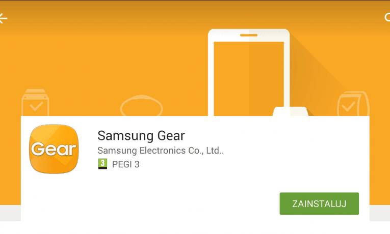 Samsung udostępnił Gear Manager dla wszystkich urządzeń z Androidem