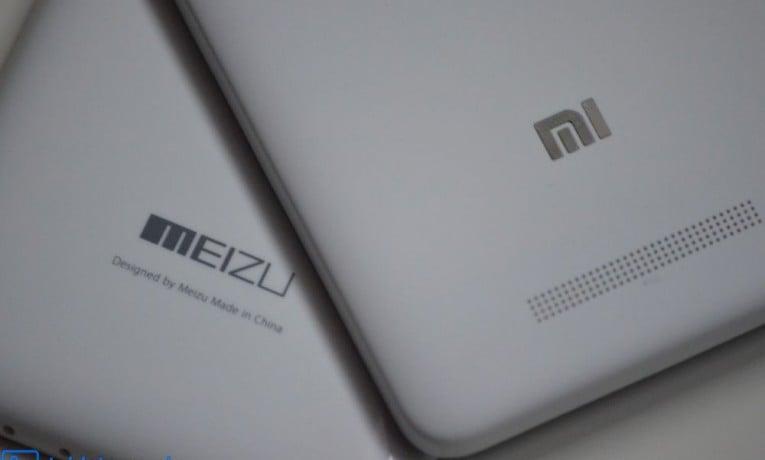 Porównanie: Xiaomi Redmi Note 2 vs Meizu M2 Note