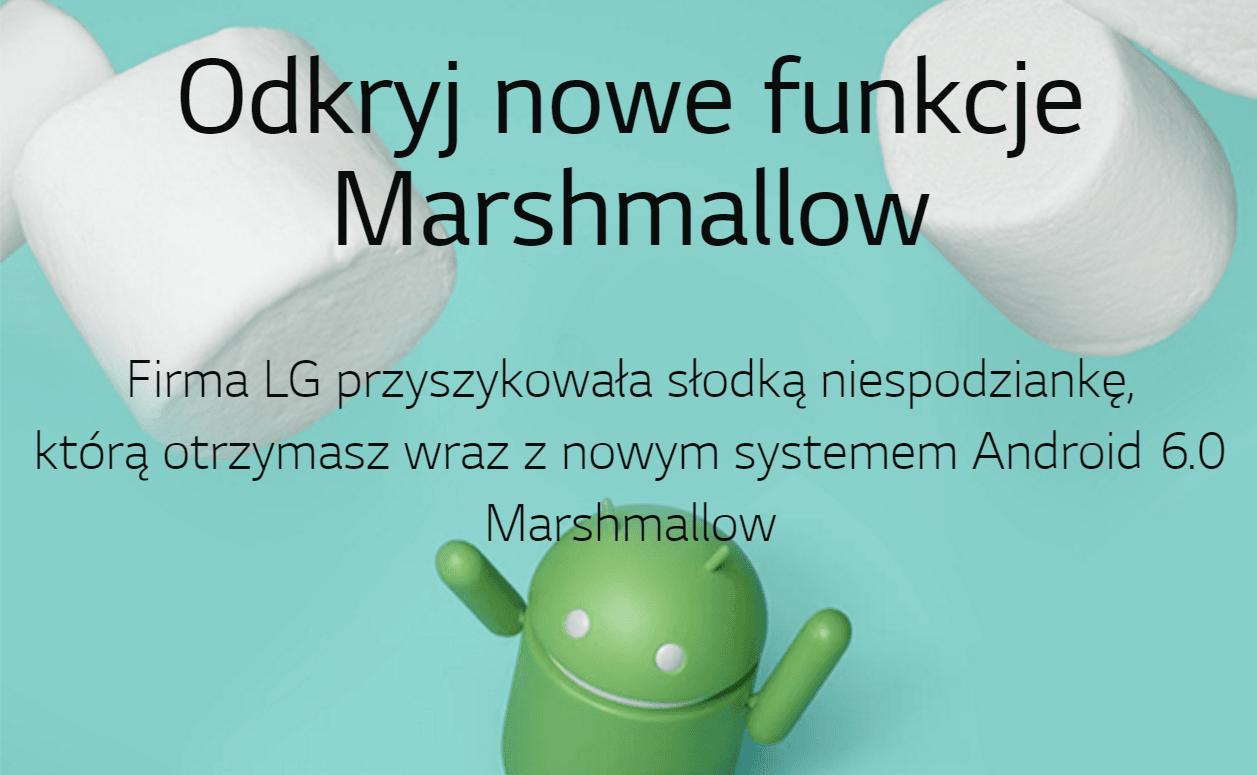 Oto lista zmian, jakie wprowadza Android 6.0 Marshmallow w urządzeniach od LG 17