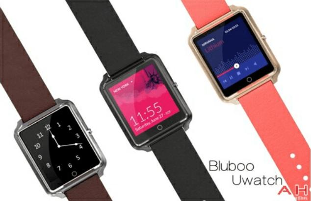 Bluboo Uwatch