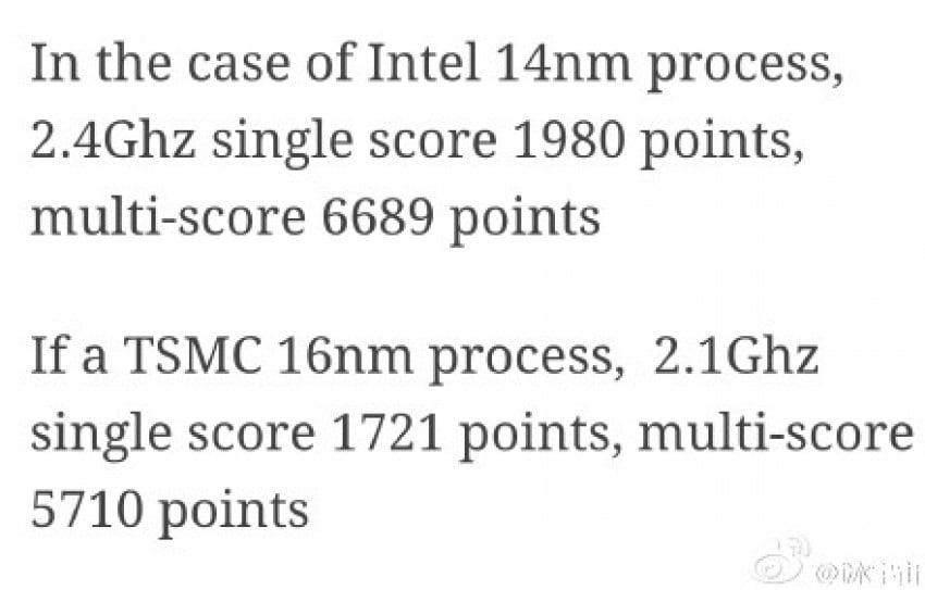 LG Nuclun 2 Intel vs TSMC