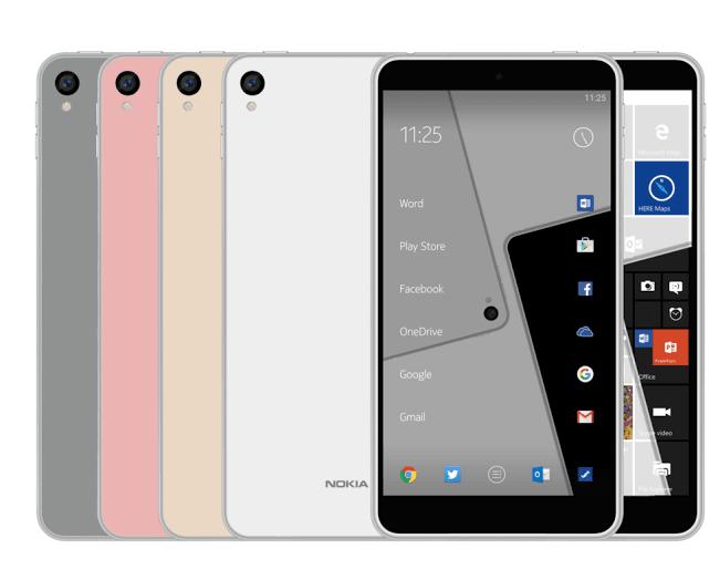 Nokia C1 będzie dostępna z Androidem i Windows 10 Mobile? 18