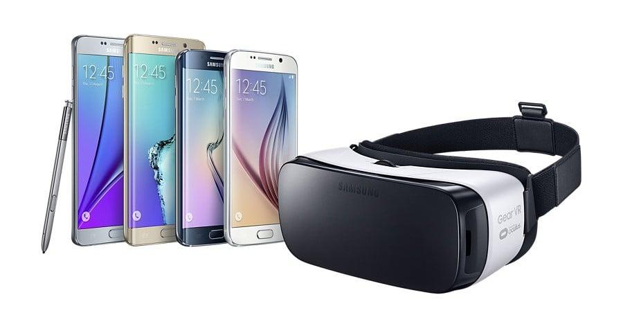 Kolejna odsłona gogli Samsung Gear VR trafiła do Europy 28