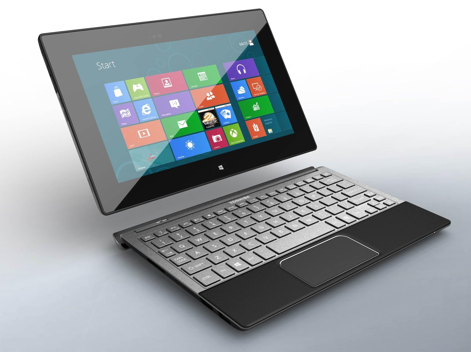 Toshiba-RT-tablet