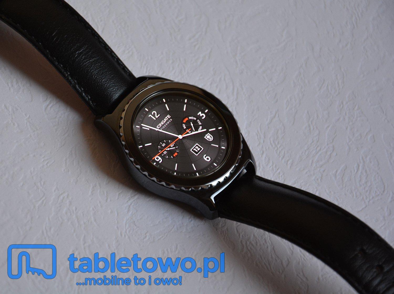 Gear S3 również otrzyma okrągły ekran i będzie pracował pod kontrolą Tizena 20