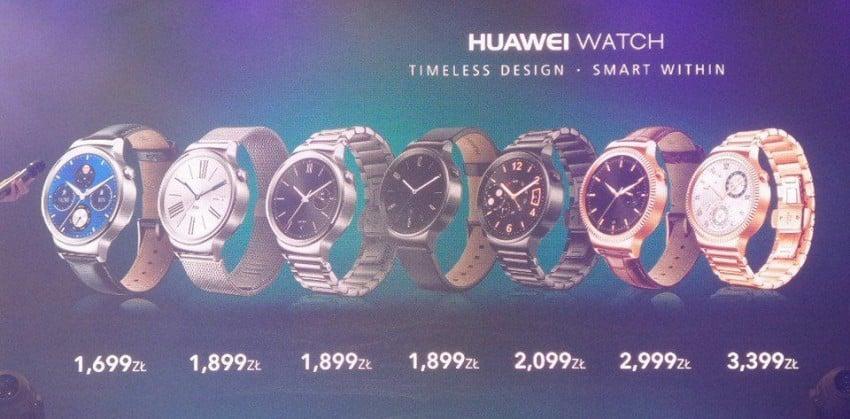 huawei-watch-ceny-w-polsce