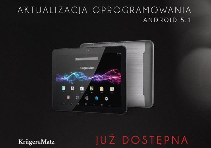 kruger&matz-aktualizacja-tabletów-android5.1