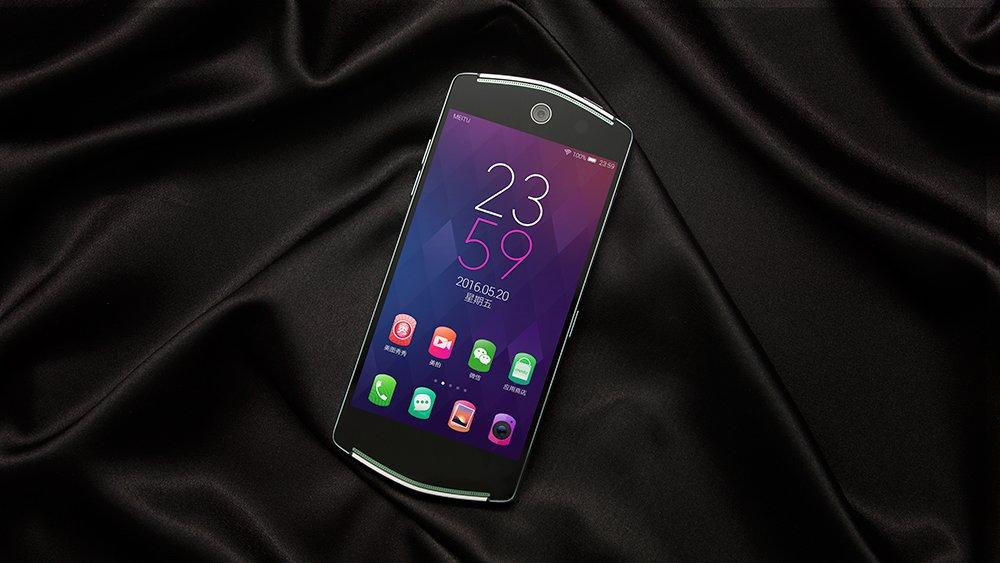 smartfon Meitu V4 smartphone