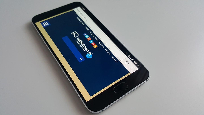 Tabletowo.pl Pojawiły się pierwsze informacje o Meizu Pro 6 Android Chińskie Ciekawostki Meizu Plotki / Przecieki Smartfony