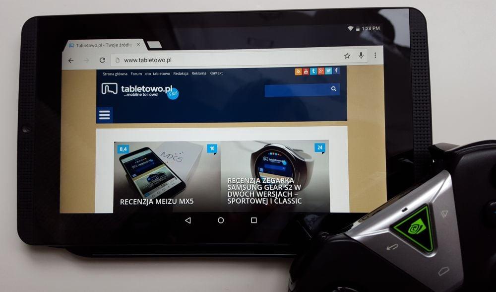 Tabletowo.pl Nowy Nvidia Shield Tablet X1 już po certyfikacji w FCC Krótko NVIDIA Plotki / Przecieki Tablety