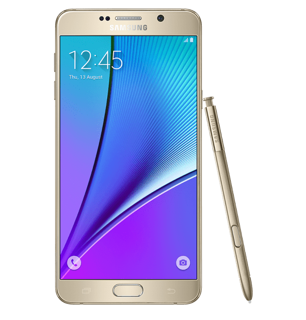 Recenzja Samsunga Galaxy Note 5 - najlepszego smartfona z rysikiem