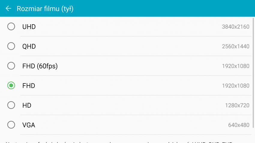 Recenzja Samsunga Galaxy Note 5 - najlepszego smartfona z rysikiem 25