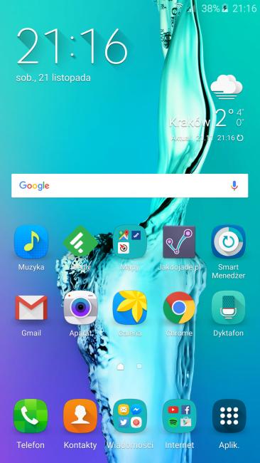 Recenzja Samsunga Galaxy Note 5 - najlepszego smartfona z rysikiem 28