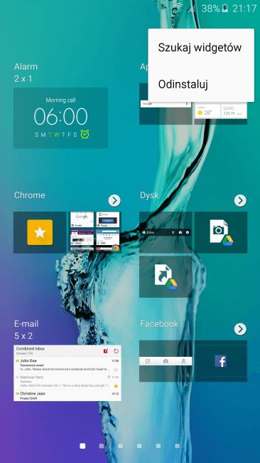 Recenzja Samsunga Galaxy Note 5 - najlepszego smartfona z rysikiem 35