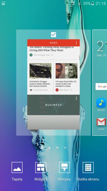 Recenzja Samsunga Galaxy Note 5 - najlepszego smartfona z rysikiem 30