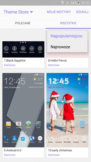 Recenzja Samsunga Galaxy Note 5 - najlepszego smartfona z rysikiem 72