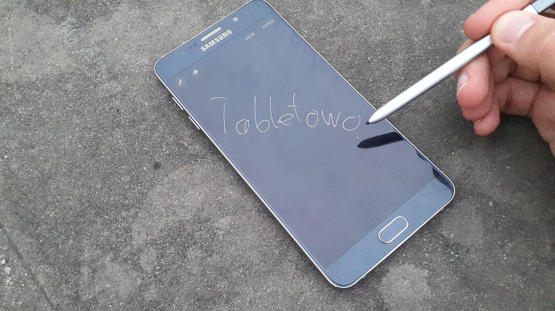 Tabletowo.pl Nazwa kodowa Galaxy Note 6 sugeruje, że smartfon pojawi się również w Europie Android Plotki / Przecieki Samsung Smartfony