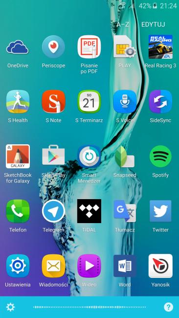 Recenzja Samsunga Galaxy Note 5 - najlepszego smartfona z rysikiem 38