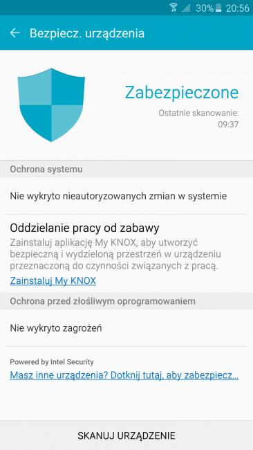 Recenzja Samsunga Galaxy Note 5 - najlepszego smartfona z rysikiem 68