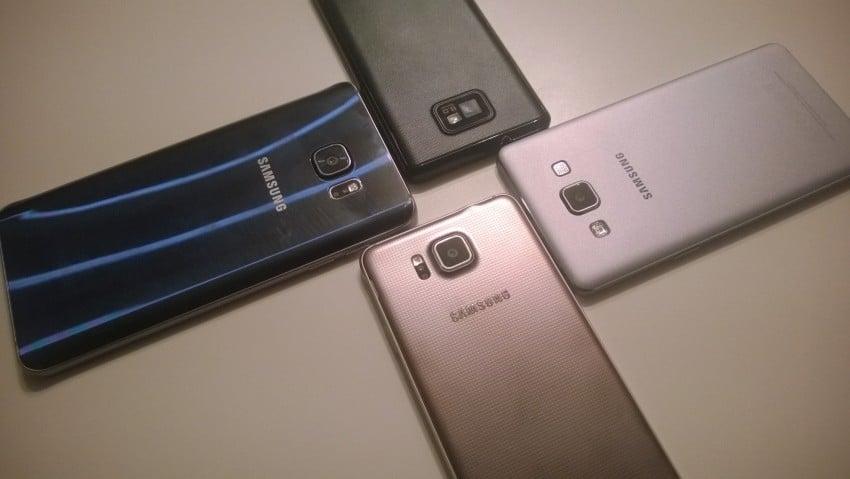 Recenzja Samsunga Galaxy Note 5 - najlepszego smartfona z rysikiem 22