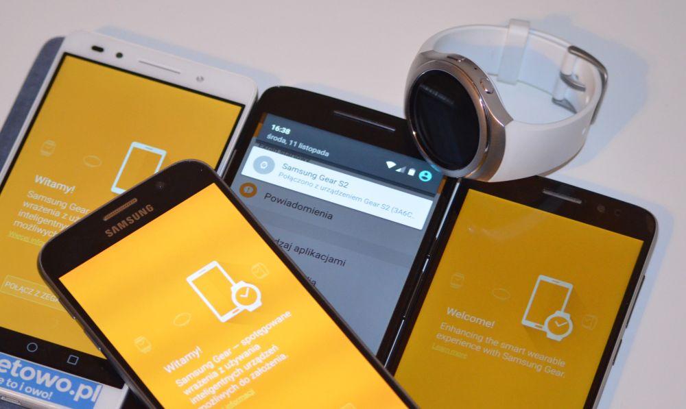 samsung-gear-s2-kompatybilność-smartfony