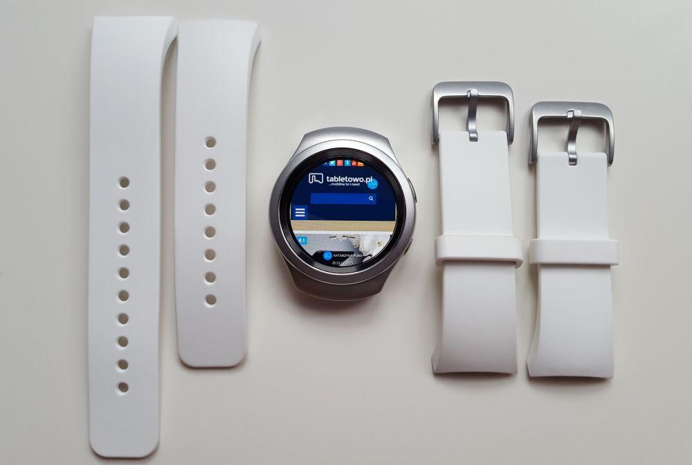 Niemal pięcioletni smartwatch Samsunga dostaje aktualizację. Wsparcie godne pochwały!