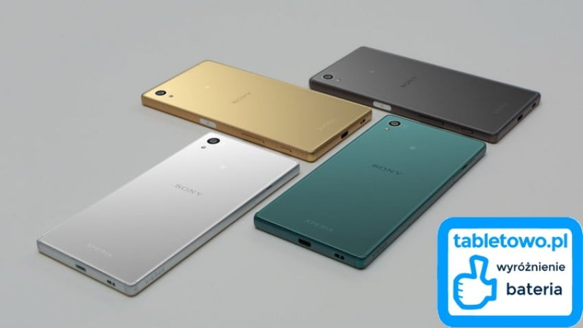 Tabletowo.pl Recenzja Sony Xperia Z5 Android Recenzje Smartfony Sony