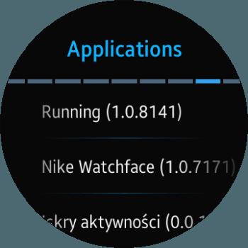 Prześwietlenie aplikacji - Samsung Gear S2. Wszystko, co dotyczy oprogramowania najnowszego smartwatcha z Tizenem, w jednym miejscu 63