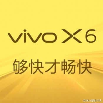 vivo x6 4