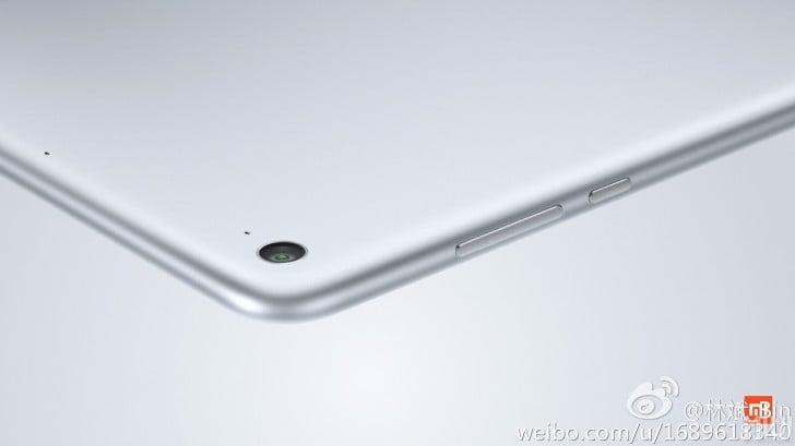 Tabletowo.pl Xiaomi Mi Pad 2 zostanie zamknięty w smukłej, aluminiowej obudowie Android Plotki / Przecieki Tablety Xiaomi