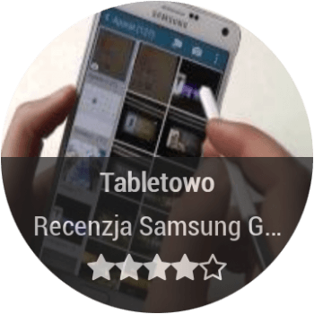Prześwietlenie aplikacji - Samsung Gear S2. Wszystko, co dotyczy oprogramowania najnowszego smartwatcha z Tizenem, w jednym miejscu 50