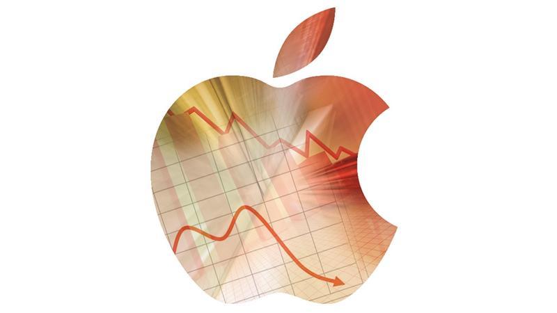 Tabletowo.pl Apple bije rekord sprzedaży iPhone'ów w ostatnim kwartale 2016 roku, sprzedaż iPadów coraz gorsza Apple iOS Raporty/Statystyki Smartfony Tablety Wearable