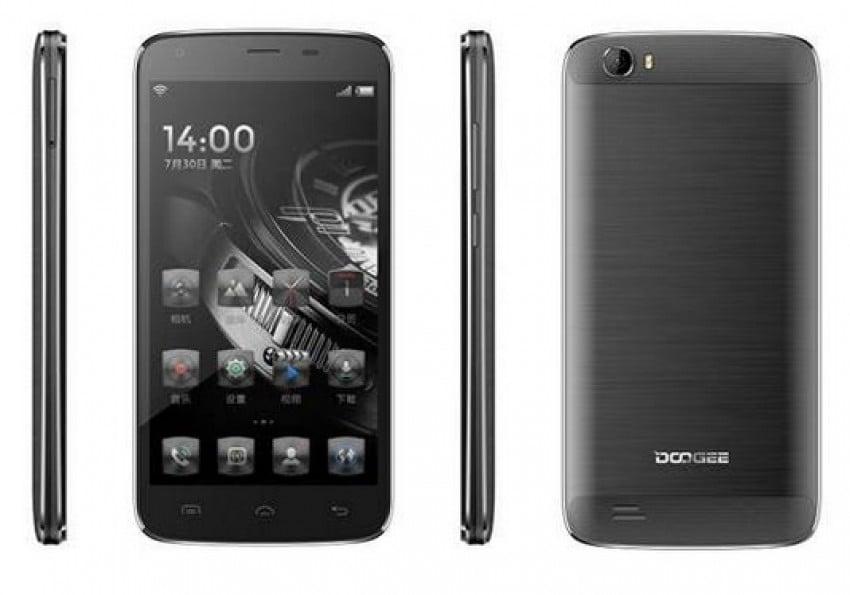 Tabletowo.pl 15 grudnia zadebiutuje Doogee T6 - kolejny smartfon tego producenta z bardzo pojemną baterią Android Smartfony
