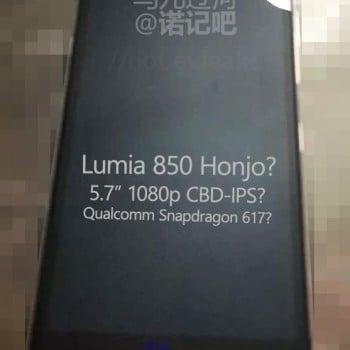 Tabletowo.pl Microsoft Lumia 850 pozuje tym razem nie na renderach, ale na prawdziwych zdjęciach Microsoft Smartfony Windows