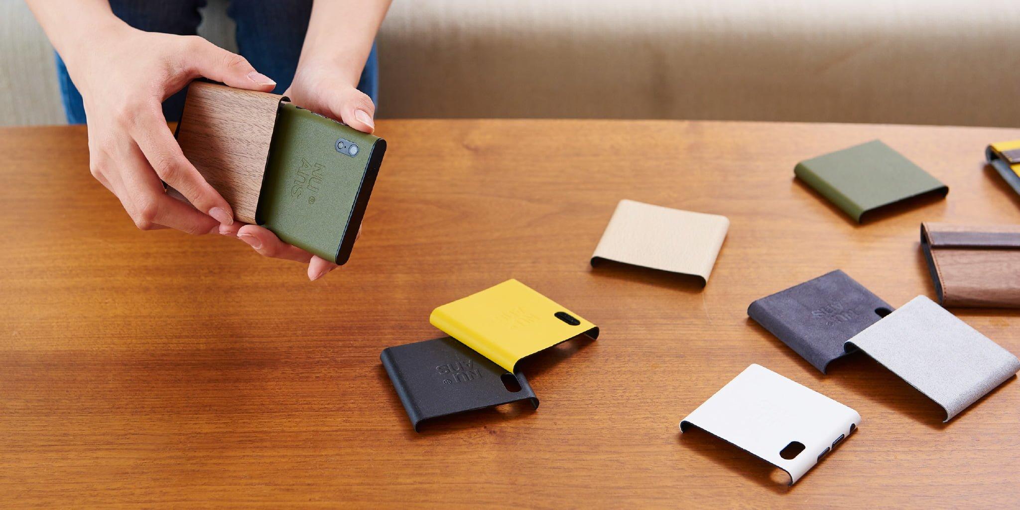 NuAns Neo to smartfon rodem z Japonii z Windows 10 Mobile i wymienną, dwuczęściową obudową 22