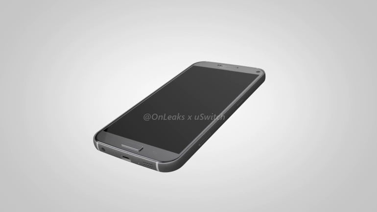 Samsung Galaxy S7 Plus render 0